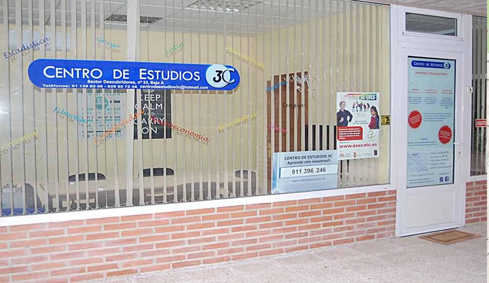 Centro de estudios 3C (Academia de idiomas)
