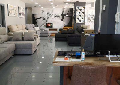 espazio 3 tienda de sofas tres cantos