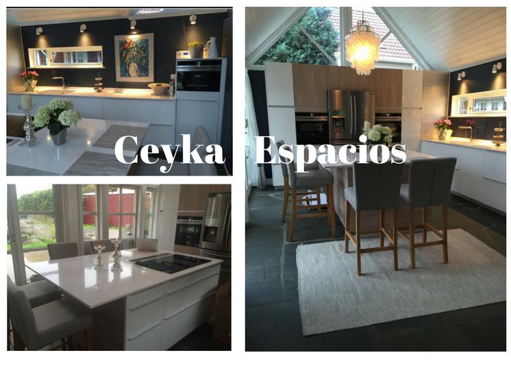 Ceyka Espacios, diseño de interiores