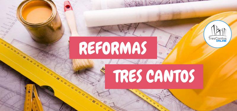 Empresas de obras y reformas en Tres Cantos