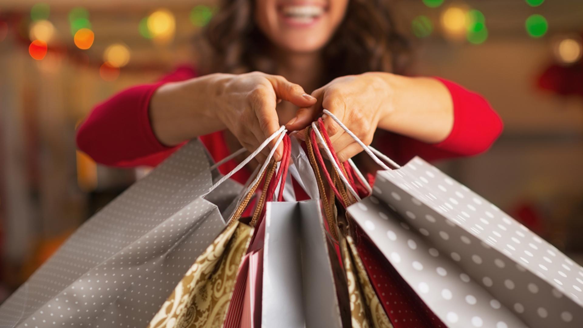 Consejos compras navidenas