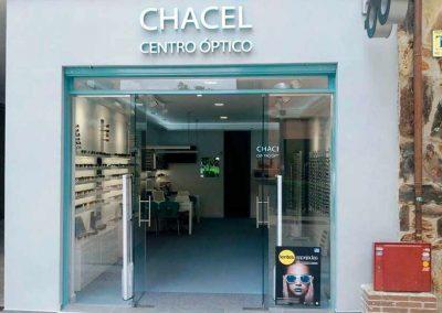 Centro Óptico Chacel