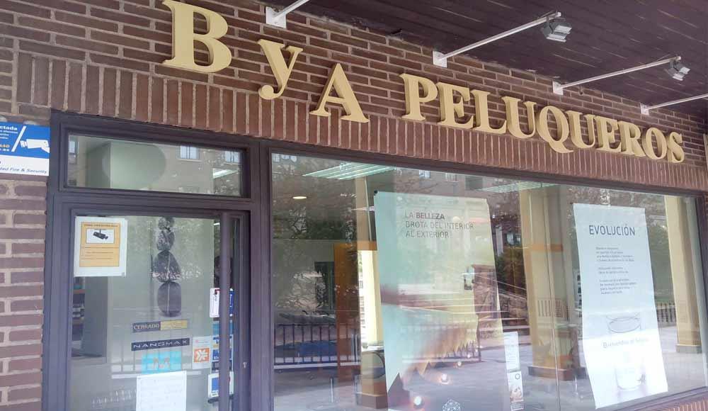 ByA Peluqueros, peluquería en Tres Cantos