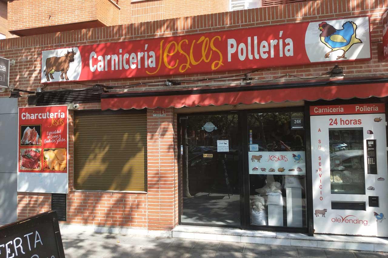 Carniceria polleria jesus 1