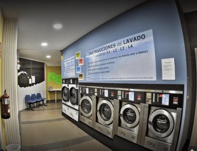 Laveley, lavandería