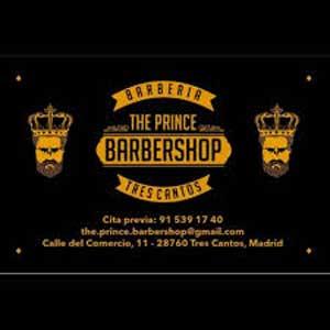 logo prince barber