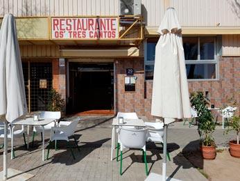 restaurante os tres cantos