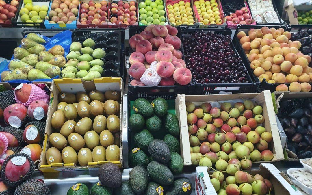 Frutería Frutas Lave