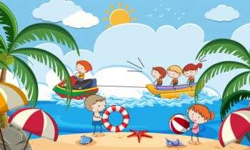 Actividades de verano para niños en Tres Cantos